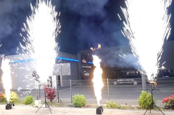 Feuerwerksverkauf Frankfurt